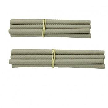 LOUËT Papírové cívky do člunků po 10 ks - délky 13 a 15 cm