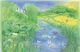 AMS Obrázek Marjan van Zeyl - Léto, krásné léto